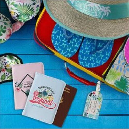 Tropical Paradise útlevéltok