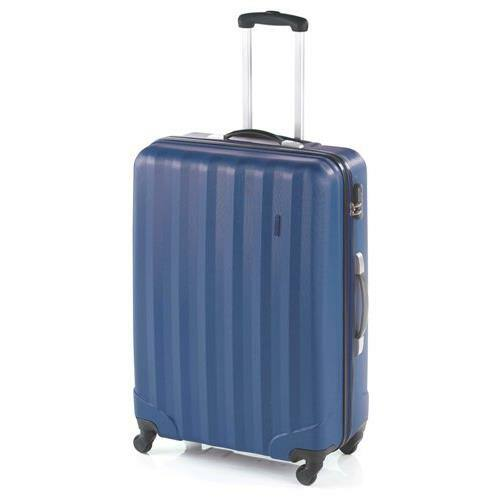 kék színű bőrönd