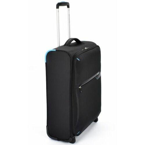 Roncato S-Light kabinbőrönd - fekete