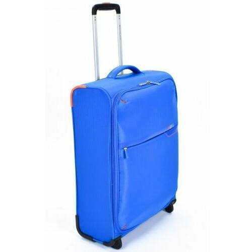 Roncato S-Light kabinbőrönd kék