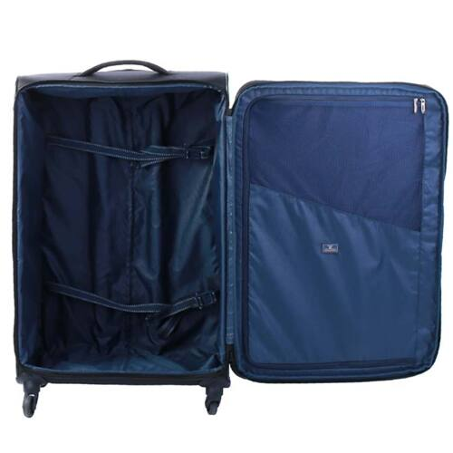 Roncato Jazz bőrönd belseje