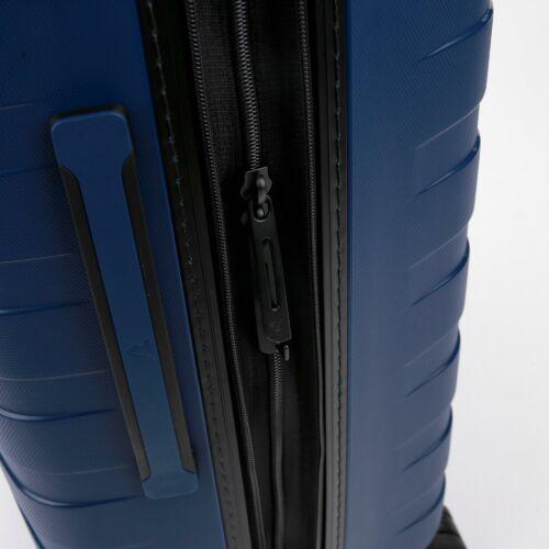 Roncato Box nagy bőrönd (bővíthető) sötétkék bővítő