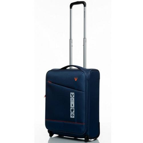 a kék bőrönd