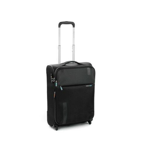fekete bőrönd
