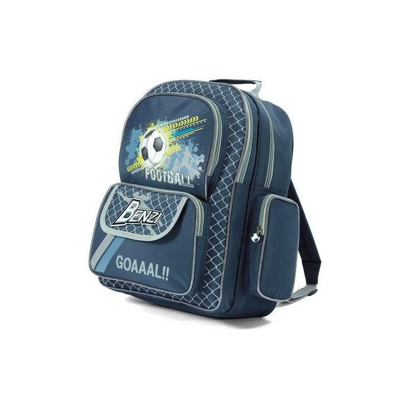 Benzi kisfiú hátizsák kék