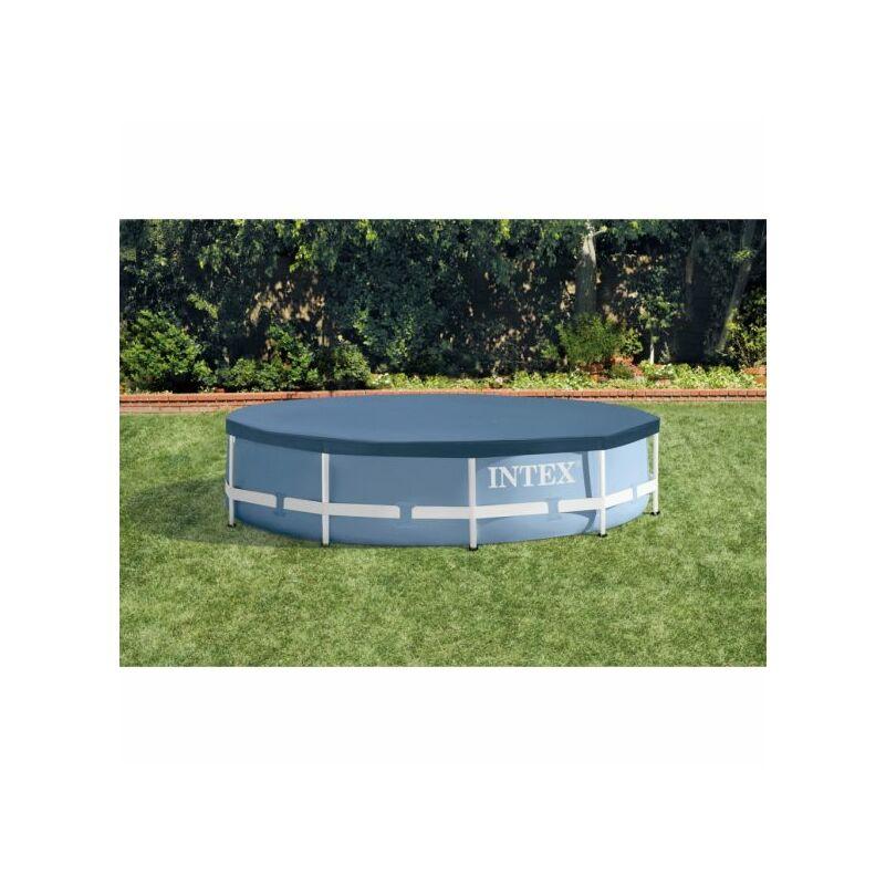 INTEX csővázas medence takaró (átmérő: 305 cm)