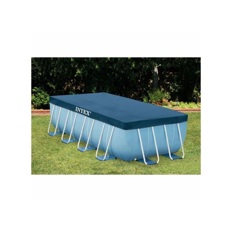 INTEX csővázas medence takaró (4 x 2 m)