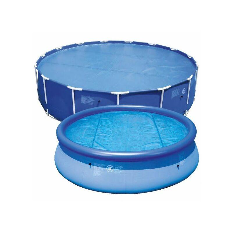 INTEX prémium, kerek medence szolár takaró (átmérő: 244 cm))