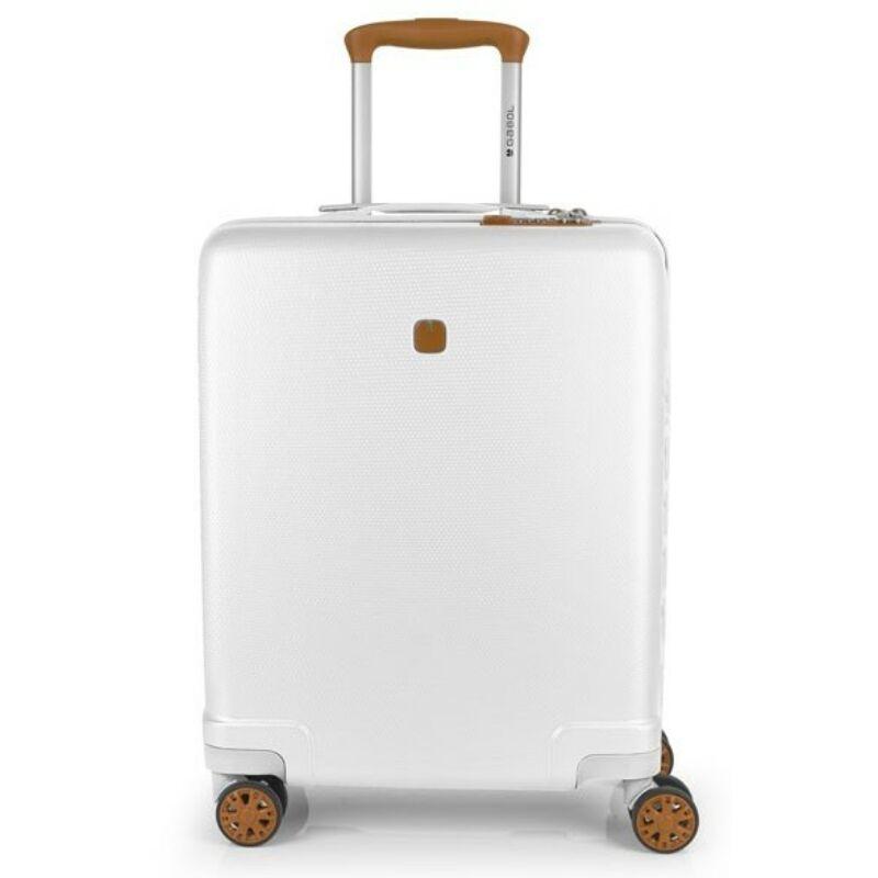 Gabol Mosaic kabinbőrönd - fehér