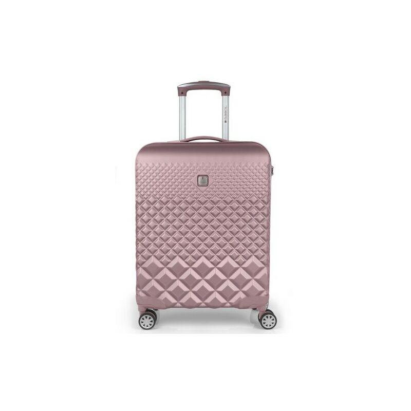 Gabol Oporto bőrönd kabin méret - rózsaszín