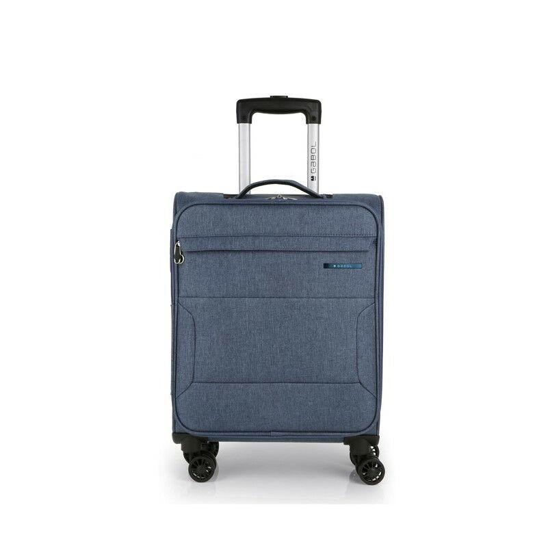 A kék kabinbőrönd