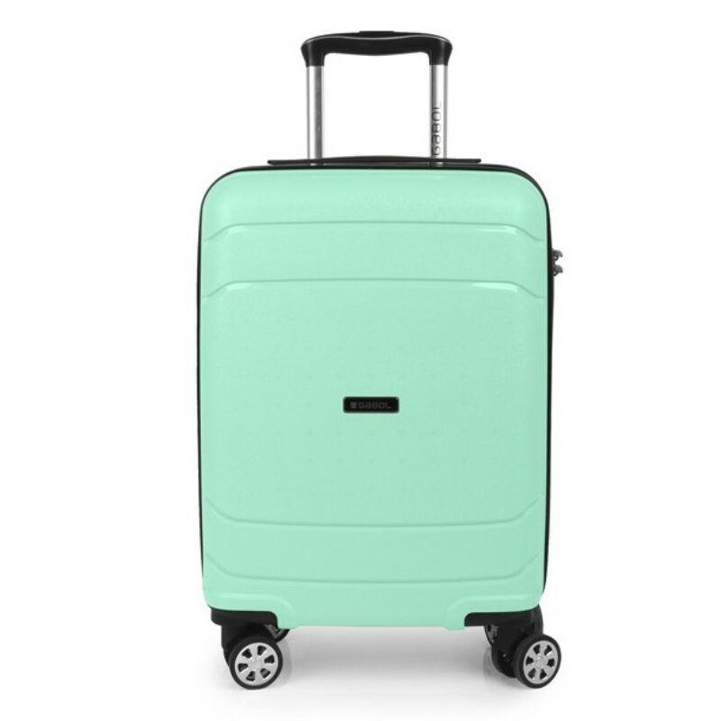 Gabol Shibuya bőrönd menta zöld