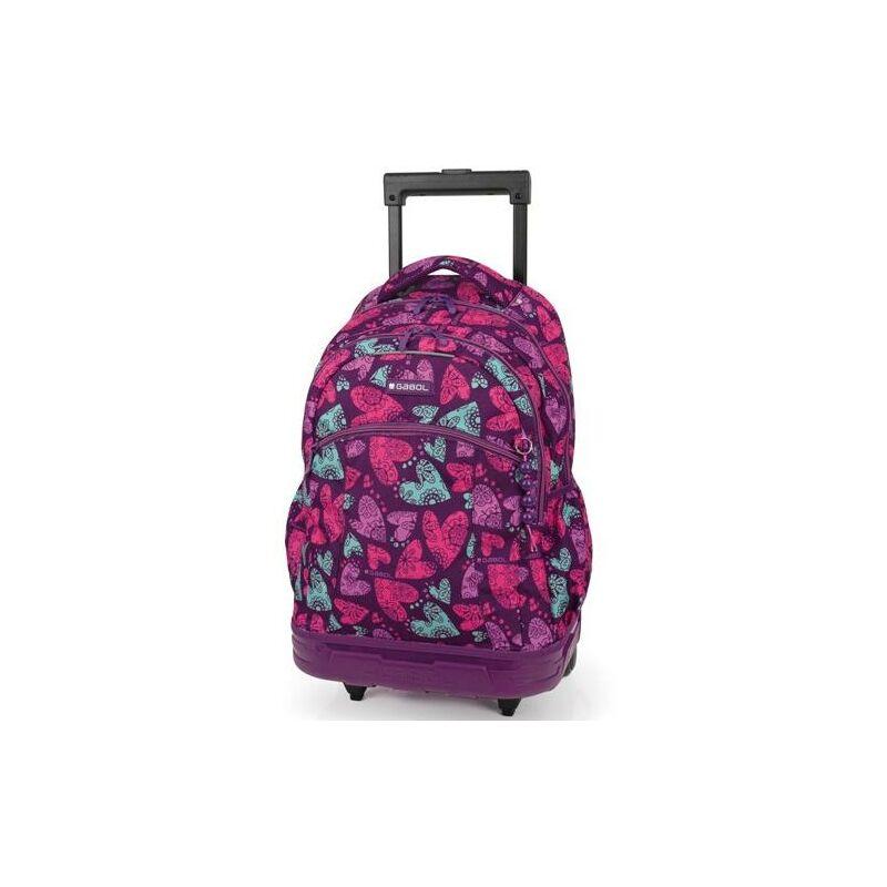 Sportos hátizsák : Gabol BANG gurulós hátizsák GA 2
