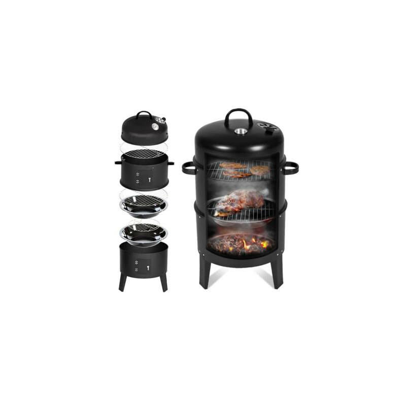 BBQ smoker és grill