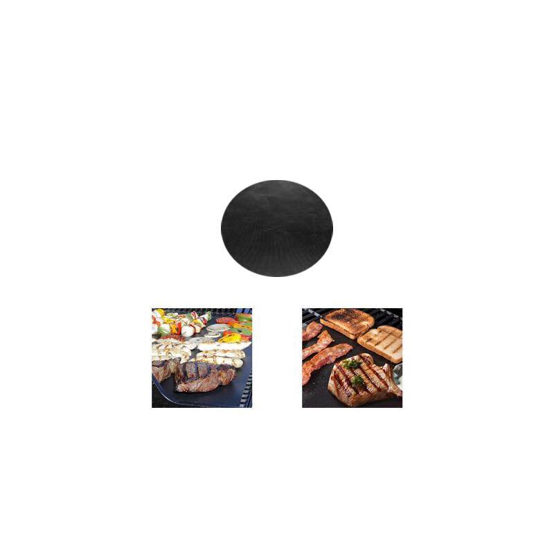 Kör alakú tapadásmentes sütőlap grillezéshez és serpenyőbe