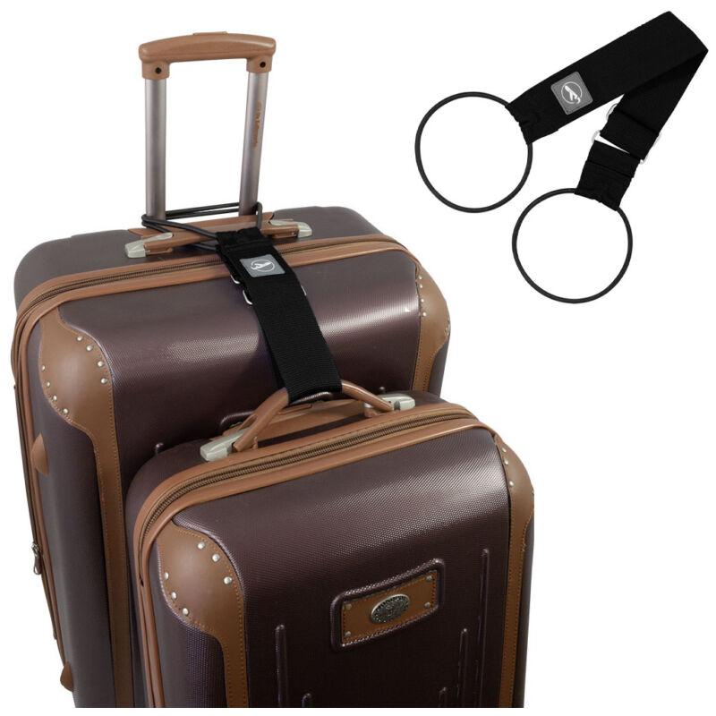 Bőröndöket összekapcsoló pánt