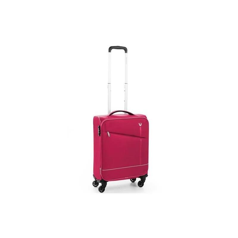 Roncato Jazz kabinbőrönd rózsaszín