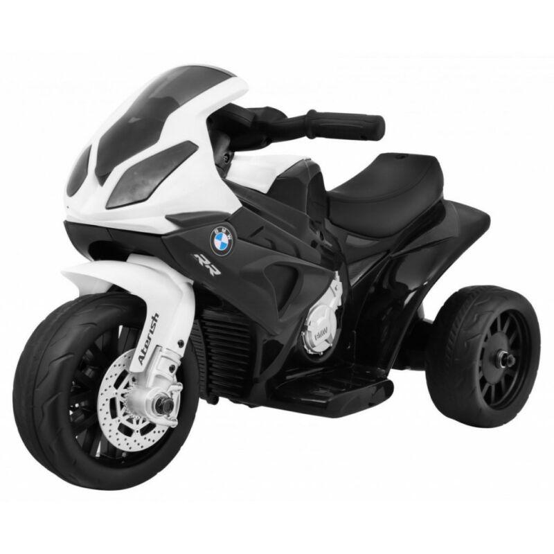 BMW S1000 RR elektromos kisMotor gyerekeknek (3 kerekű) fekete