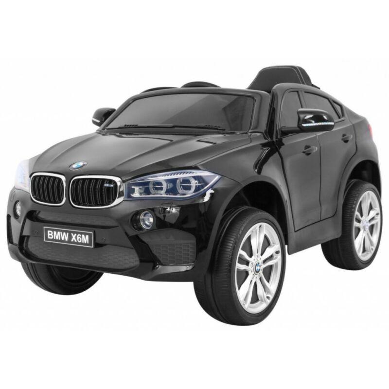 BMW X6M elektromos kisautó gyerekeknek (távirányítóval, 1 személyes)