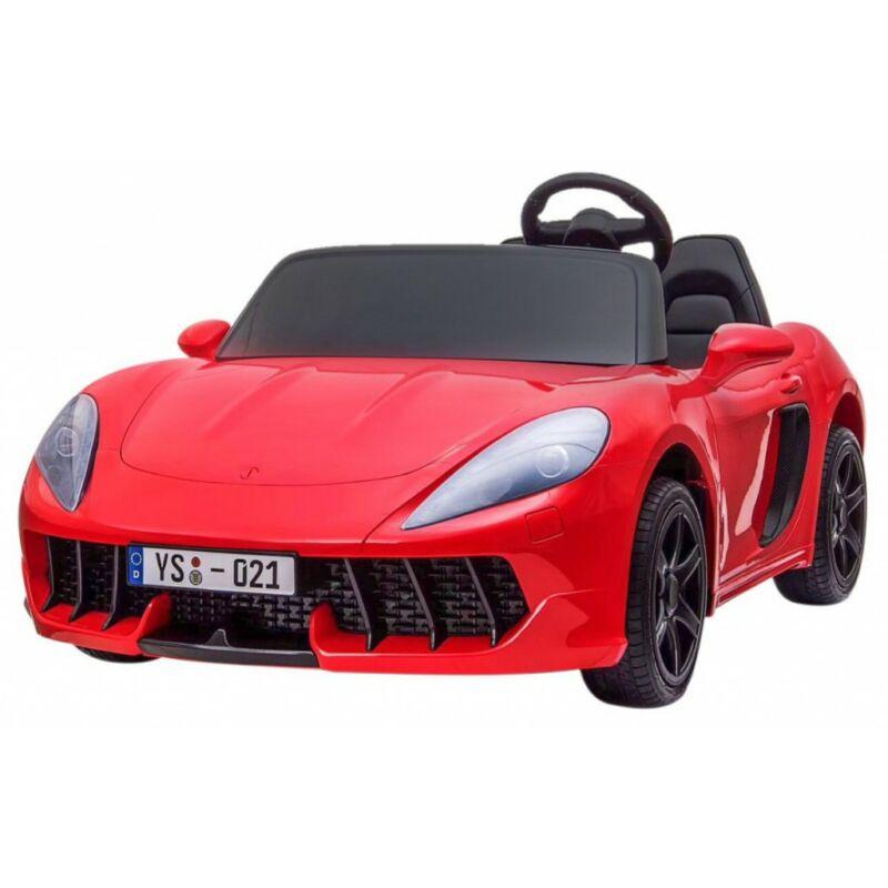 Perfecta elektromos kisautó gyerekeknek (2 személyes) piros