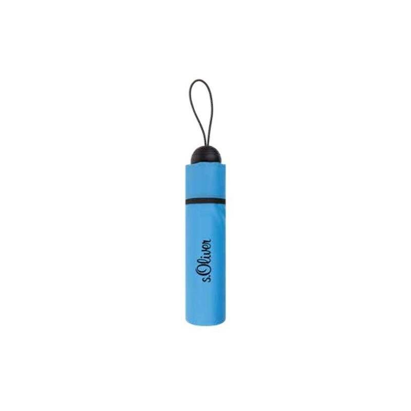 S.Oliver kézi nyitású női esernyő (Fruit Coctail) - világoskék