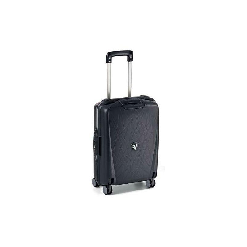 Roncato LIGHT kabinbőrönd fekete