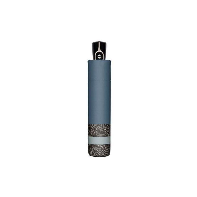 Doppler automata női esernyő (Csíkos, Fiber Magic Style) kék