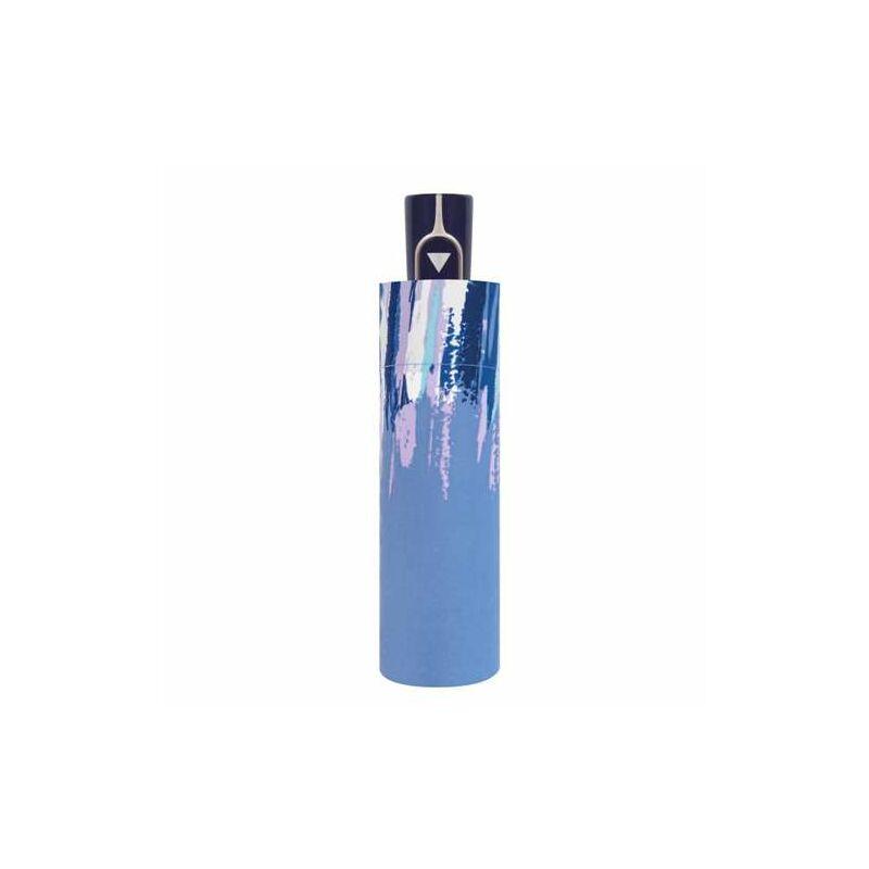 Doppler félautomata női esernyő (Fiber Style) kék