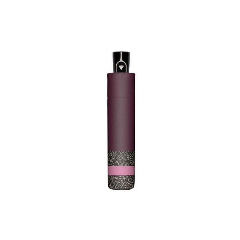 Doppler félautomata női esernyő (Fiber Style) lila