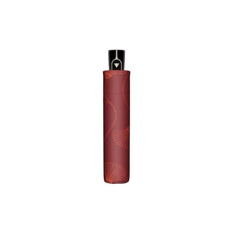 Doppler félautomata női esernyő (Fiber Style) C bordó