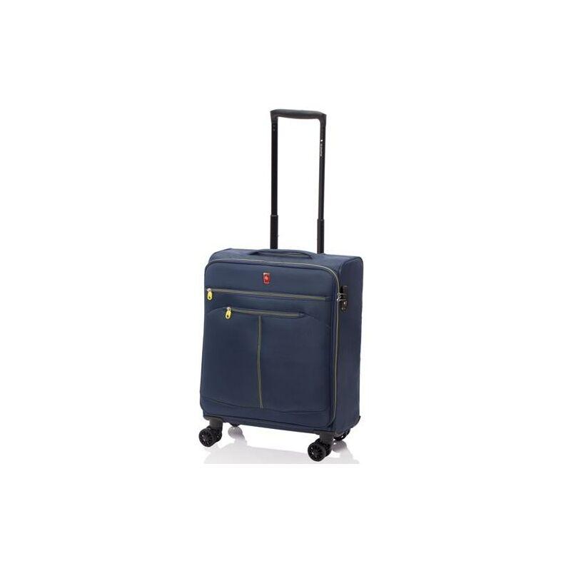 """Gladiator Wind laptoptartós kabinbőrönd (15"""") kék"""