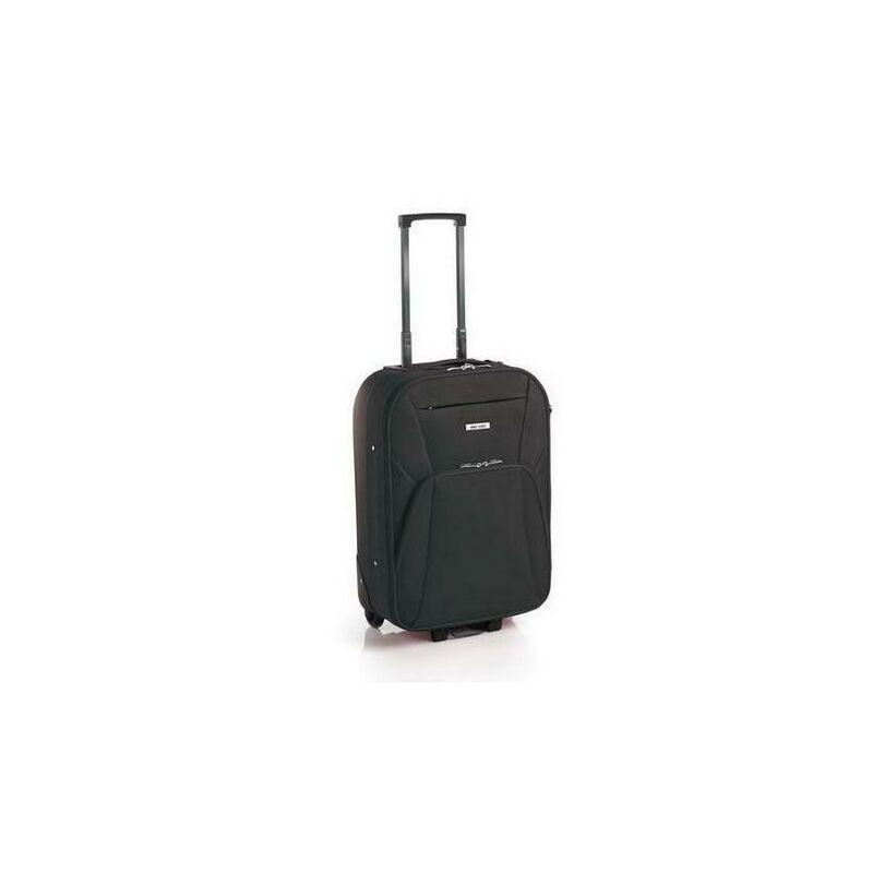 John Travel Syna kabinbőrönd fekete