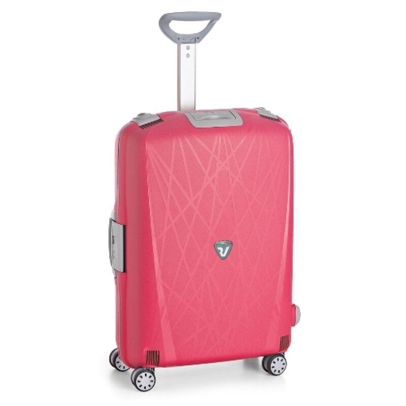 Roncato LIGHT bőrönd rózsaszín