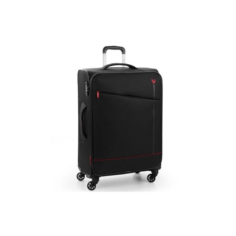 Roncato Jazz bőrönd fekete