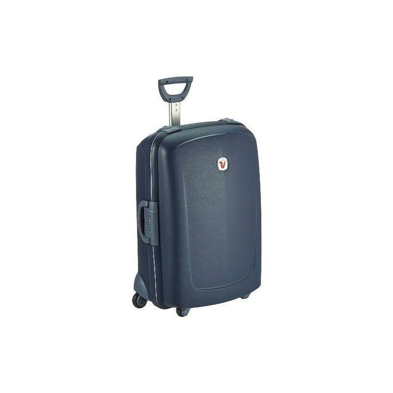 Roncato Ghibli bőrönd sötétkék